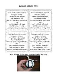 handprint poem http m voices yahoo