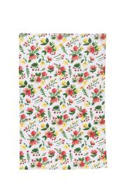 now designs midnight garden dishtowel from minnesota by jenny