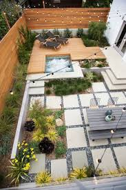 deck backyard ideas top 25 best concrete backyard ideas on pinterest concrete deck