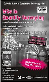 Quantity surveying dissertation  Dissertation Research and Writing for Construction Students   RICS