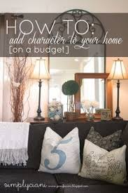 Home Decor On A Budget Blog How I Furnished My House For Under 3000 House Decorating And