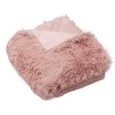 light pink fur blanket light blue faux mongolian rectangle scatter rug scatter rugs