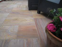 Indian Sandstone Patio by Indian Sandstone Paving Sawn U0026 Honed Patio Pack