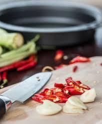 cuisiner sainement cuisiner sainement épices ail poivrons docteurbonnebouffe com