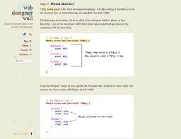 responsive design tutorial 15 must read responsive web design tutorials