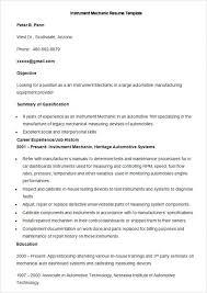 Auto Mechanic Job Description Resume by Production Associate Afternoonmidnight Shift Production Associate