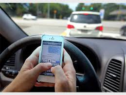 Partially Blind Watch Texting And Driving It Leaves You U0027partially Blind