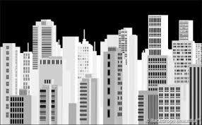 city backdrop city skyline backdrops white black usa inspired backdrops
