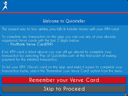 if you are not using quickteller you are wrong business nigeria