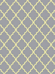 Gray And Yellow Kitchen Ideas by Make It Create Printables U0026 Backgrounds Wallpapers Quatrefoil