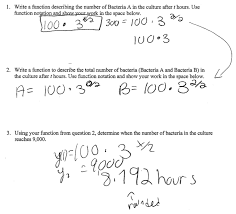 The Ideal And Combined Gas Laws Worksheet Answers How Much Bacteria Students Are Asked To Write And Combine An