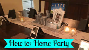 Home Interior Home Parties by How To Do A Home Party Selling Instantly Ageless And Luminesce