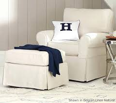 matching chair and ottoman matching chair and ottoman slipcovers condo featuring a pair of