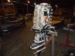 morgan carbed merc twister c6 race outboard kiekhaefer tribute