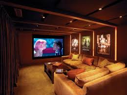 Theatre Room Decor How To Make Theater Room Decor With The Concept Of Home