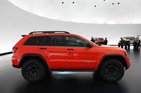 jeep laredo 2013 jeep grand cherokee trailhawk concept at moab 2013 u0027s auto