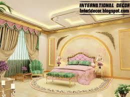 Luxurious Interior Design - royal bedroom s rk com