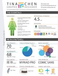 Stand Out Resume Resume Designs Like Infographics That Can Stand Out In A Crowd