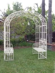 Wrought Iron Bench Seat Best 25 Wrought Iron Bench Ideas On Pinterest Iron Bench