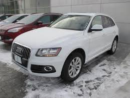 audi q5 interior 2013 2013 audi q5 mpv car for sale on auctionexport
