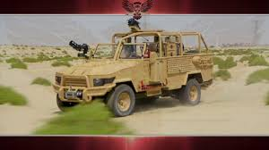 military land cruiser light patrol vehicle mspv land cruiser mkii youtube