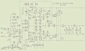 jbl sub 10 sub woofer schematic circuit diagram amp