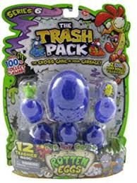 amazon moose toys series 3 trash pack 12 pack toys u0026 games