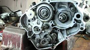 yamaha dt tdr tzr ktm lc2 sachs zx 125 rozbieranie silnika