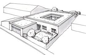 plan de maison de plain pied avec 4 chambres plan maison plain pied 4 chambres ooreka