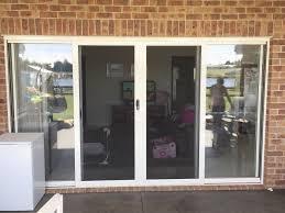Center Swing Patio Doors Center Sliding Patio Doors Options To Replace Sliding