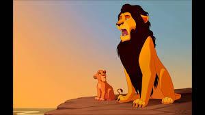 lion king ahadi mufasa