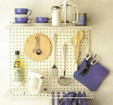 pegboard ideas kitchen kitchen pegboard ideas the most creative pegboard kitchen ideas