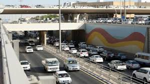Qatar Ministry Of Interior Traffic Department Doha Traffic More Lanes Might Be Added To February 22 Road