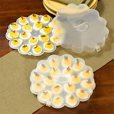 deviled egg holder one half world deviled eggs