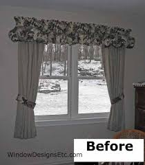 home office window treatments home office valance styles which would you choose