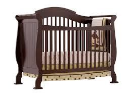 Million Dollar Baby Classic Ashbury 4 In 1 Convertible Crib by Crib Replacement Parts Creative Ideas Of Baby Cribs