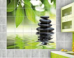 stickers pour cuisine d馗oration stickers pour faience salle de bain inspirations et decoration