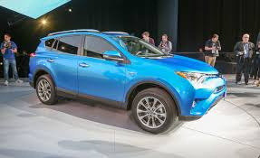 lexus nx and toyota rav4 2016 toyota rav4 hybrid official photos and info u2013 news u2013 car and