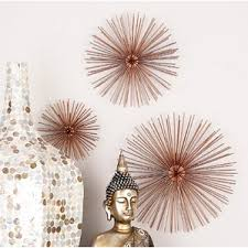 bronze wall accents you u0027ll love wayfair