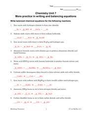 modeling chemistry u6 ws 3 v2 answers 100 images engineering