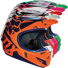 Fox V1 Race Kids Motocross Helmet Buy Cheap Fc Moto