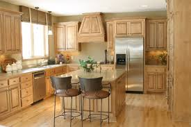 Kitchens With Light Cabinets 52 Enticing Kitchens With Light And Honey Wood Floors Pictures