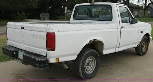 1992 Ford F150 1992 Ford F150 Pickup Item 5097 Sold September 8 Midwes