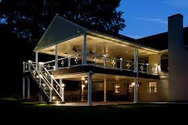 Solar Powered Deck Lights Outdoor Deck Lights Crafts Home
