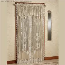 Kohls Curtains Living Room Sliding Door Curtains Lined Curtains Gray Swag