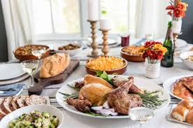 40 traditional thanksgiving dinner menu and recipes delish don t feel like cooking order thanksgiving dinner from these local