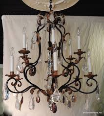 Swarovski Crystal Home Decor Wrought Iron Chandelier With Crystals Chandelier Models