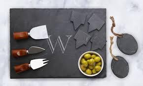 monogram cheese board monogram online up to 30 groupon