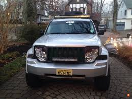 jeep liberty light bar lost jeeps view topic anyone here have a led light bar on the