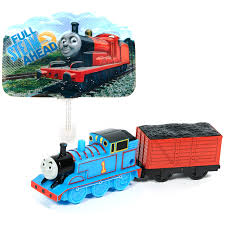 Thomas Train Coal Car Cake Topper 3 Pieces